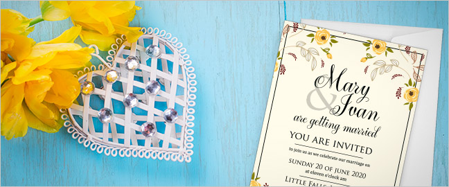 Invitation Wording for Formal Occasions