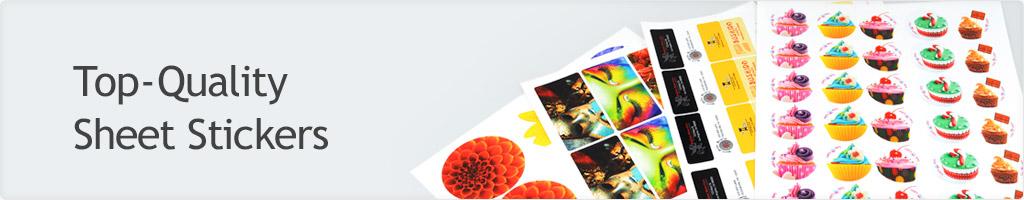 Sheet Stickers Printing